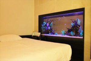 ホテル様 ロマンティックな空間作りは得意です